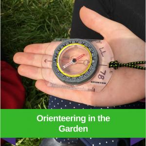 Orienteering in the Forest & Garden